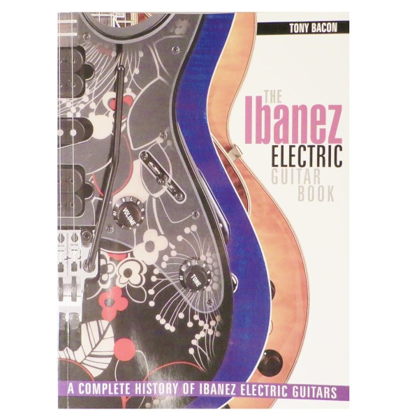 The IBANEZ Electric Guitar Book (IBANEZBOOK-2)