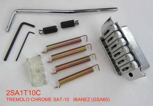 IBANEZ Tremolo SAT10 - chrome (2SA1T10C)