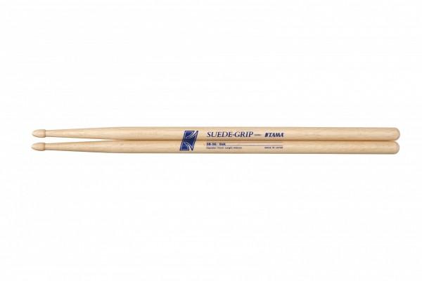 TAMA Traditional Series Drumstick Oak 5B w/Suede-Grip (TAMA-O5B-SG)