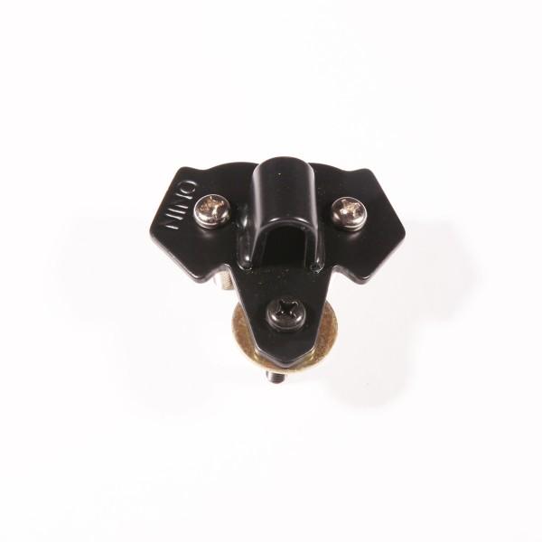 Spannböckchen chrom komplett für NINO89NT Congaset (BRACKET-NI89)
