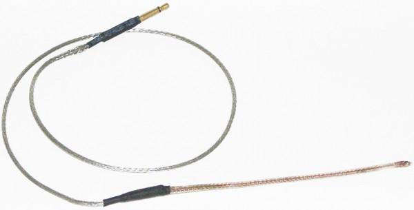 Pickup (Flex) Piezo 70 x 2mm, cable length about 22cm - 70 x 2mm, Kabel ca. 22cm (OER-10098)