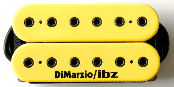 IBANEZ Bridge Pickup HH - Yellow RG1XXV (IHWRB1YL)