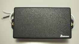 IBANEZ Tonabnehmer Humbucker Covered Neck und Bridge Schwarz für GIO Serie Ibanez (3PU1PA0001)