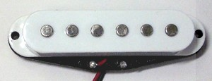 IBANEZ Middle Pickup Singlecoil - white GRX40/GRX140 (3PU3HA0006)