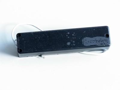 Ibanez Tonabnehmer in schwarz - Bartolini (3PU1MC0019)