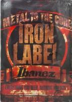IBANEZ Iron Label Wall-Print - 29cm x 21cm (AUG13945)