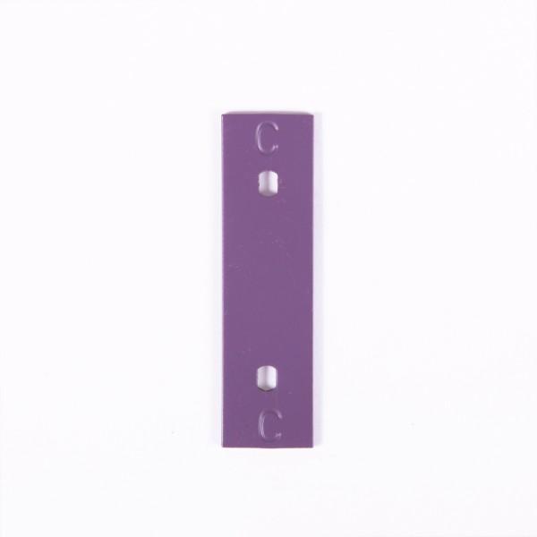 """MEINL Percussion keybar - """"C4"""" purple for NINO901 (NI-SPARE-08)"""
