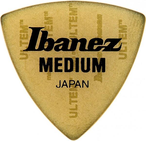 """IBANEZ ULTEM Picks Triangle Shape """"Prestige"""" - 0,75 mm Medium 3 Stück (BUL8M)"""
