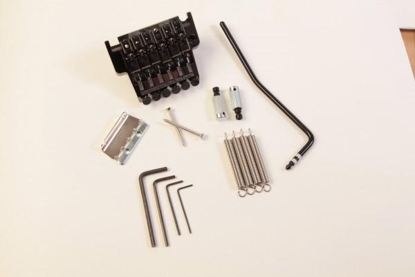 IBANEZ Lo-Pro Edge tremolo unit - cosmo black for JS1000 (2LE1JS37K)