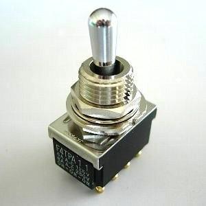 IBANEZ Guitar 3 Wege Mini Switch - chrom (3PS00A0001)