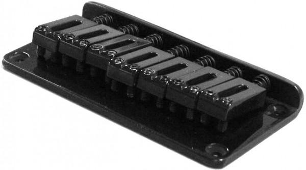 IBANEZ fixed bridge for 7-strings - black (2GB1CFX71B)