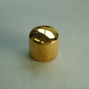 IBANEZ metall snap on type control knob - gold for selected SIGNATURE/RG/S models (4KB1C11G)