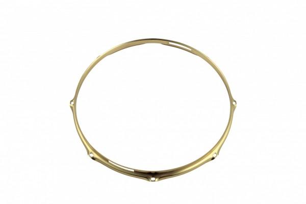 "TAMA Customized Brass Mighty Hoop 14"" 8-Loch - Snare Side (MSP14S-8)"