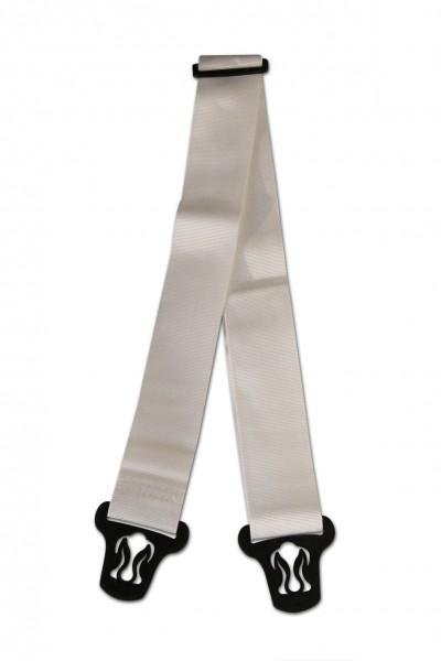 IBANEZ Trapper Strap - White (GS260-WH)
