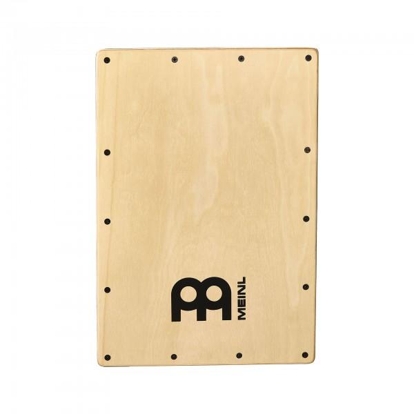 MEINL Percussion Cajon Frontplatte für MCAJ100BK-MA (FP-MC100BK-MA)