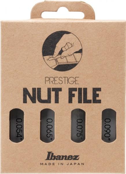 IBANEZ Nut File Set 4 pcs - 0,054 - 0,090 (4449EG4EXX)