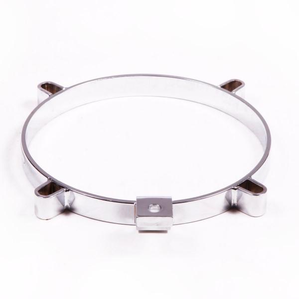 "MEINL Percussion ring for bongo FWB200 (bottom) - 8"" chrome (RING-28)"