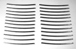 IBANEZ set of Frets (24 pcs) 2,7 mm SBB216-195 - for RG/Signature series (4FW1J216)