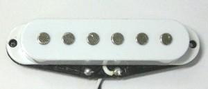 IBANEZ Neck Pickup Singlecoil - white, GRX40/GRX140 (3PU3HA0004)