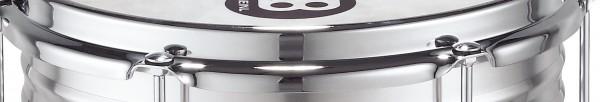 """MEINL Percussion - 10"""" Spannreifen für Aluminium Cuica QW10 chrom (RIM-45)"""