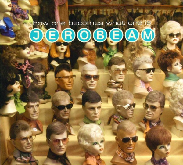 CD Jerobeam - How One Becomes What One Is - mit Benny Greb (CD51)