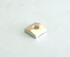 Ibanez pressure pad in satin nickel for TOP LOK locking nut (2LN2-2SN)