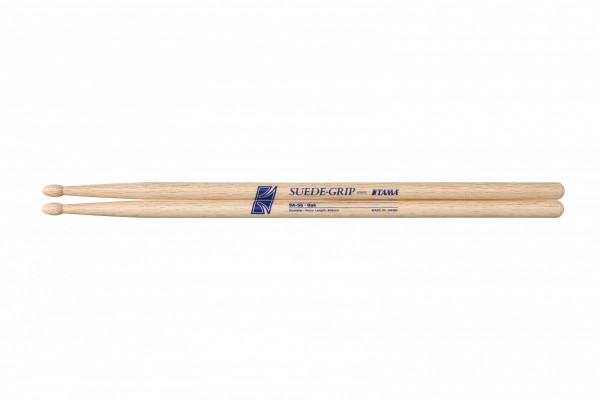 TAMA Traditional Series Drumstick Oak 5A w/Suede-Grip (TAMA-O5A-SG)