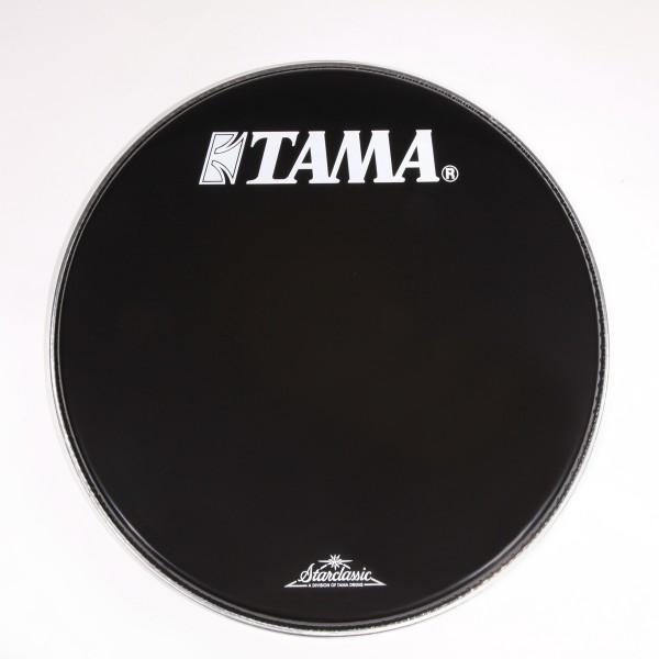"Tama Bassdrum 20"" front head black for Starclassic Series (BK20BMTT)"