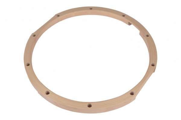 "TAMA Maple Wood Hoop 14"" 10-Loch - Snare Side (WMH1410S)"