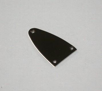 IBANEZ Plastik Halsstababdeckung - schwarz/weiß für ausgewählte Bässe (4PT1CSR1B)