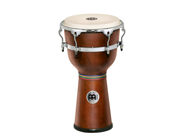 "MEINL Percussion Floatune Serie Djembe - 12"" African Brown matt (DJW3AB-M)"