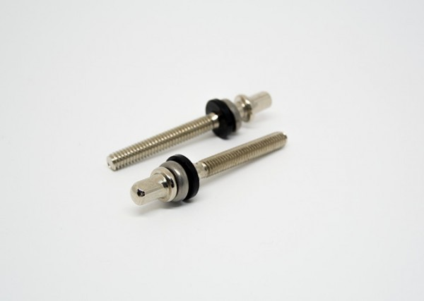 TAMA Spannschrauben - Brushed Nickel Plated Finish, 48mm (MS648SHPH)