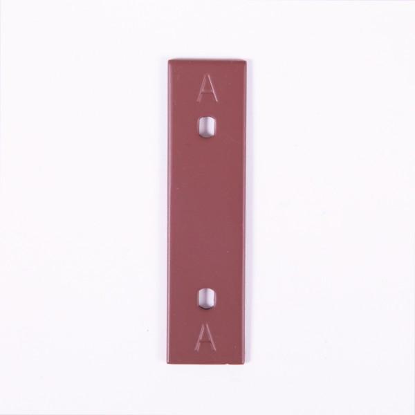 "Nino Klangplatte ""A3"" in braun für NINO902 Glockenspiel (NI-SPARE-17)"