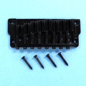 Ibanez gibraltar 8-string bridge in black for S8QM/S8BK (2GB2JAA015)