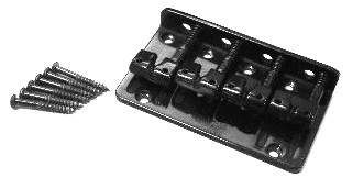 IBANEZ Bass bridge 4-string - black (2BB1MCI003)