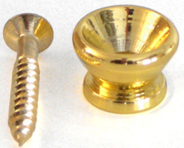 Strap Pin Gold, Amongst others suitable for RCE145BK - u.a. passend für RCE145BK gold (OER-21002)