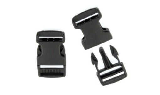 HARDCASE Clip Male and Female - Wide 30mm (P986)
