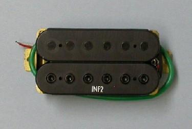 IBANEZ Infinity-2 Bridge Pickup Humbucker (3PU1C3044)