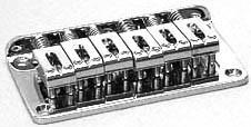 IBANEZ feste Brücke AX - chrom (2GB1WFX1C)