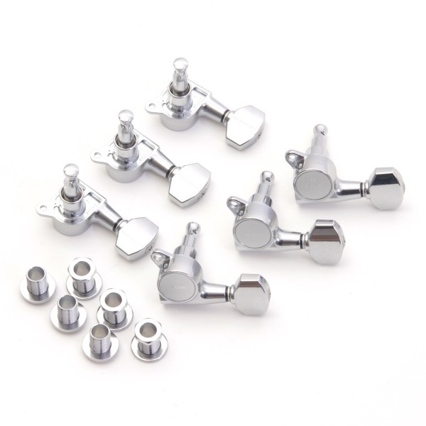 IBANEZ Mechanikensatz - für JS1200L chrom (MB500LC)