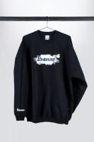 "Ibanez Sweatshirt ""White Spot"" (ISB)"