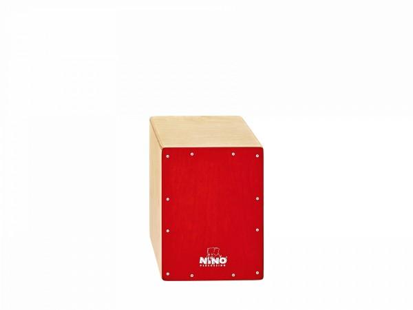 NINO Percussion Cajon - rot (NINO950R)