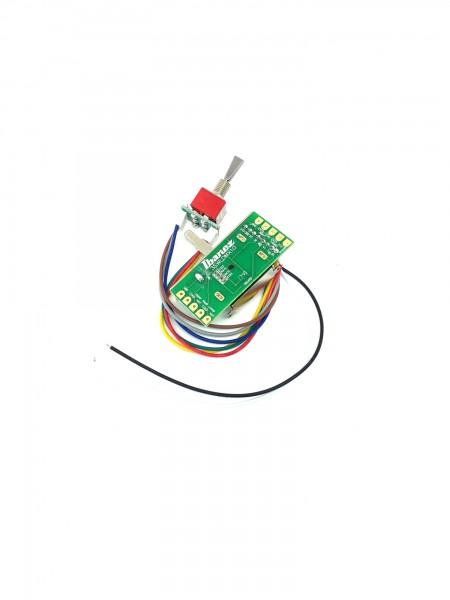 IBANEZ - 5 Way-Switch DMX10 (3SWLDMX10-N)