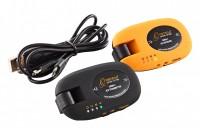 ORTEGA Digital wireless System - 4 Kanäle / 2,4 Ghz / wiederaufladbar / inkl. USB Kabel (ODWS-1)