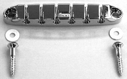 IBANEZ Tailpiece Quik change MINI GAX50/GAX70 - chrome (2QC1AQM1C)