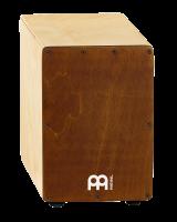MEINL Percussion Mini Cajon - Birke Almond Frontplatte (SCAJ1NT-LB)