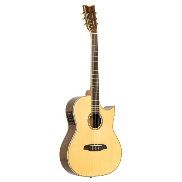 ORTEGA Performer Serie Nylon String Gitarre - 6 String (JADE)