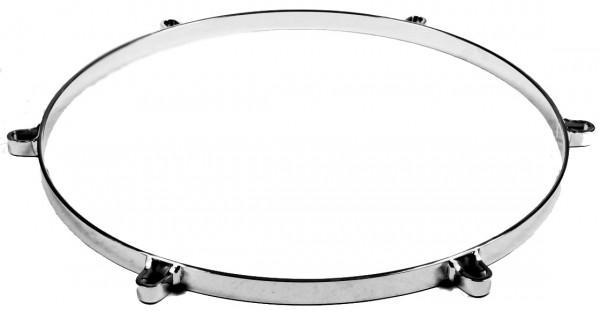 """MEINL Percussion - 13"""" Spannreifen für Drummer Timbale MDT13CH chrom (RIM-31)"""
