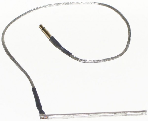 Pickup for RUE 12/14 Series Piezo 58 x 2.8mm, cable length about 23cm - für RUE 12/14 Serie (OER-10100)