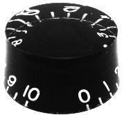 IBANEZ poti knob - black for ARZ series (4KB27A0012)